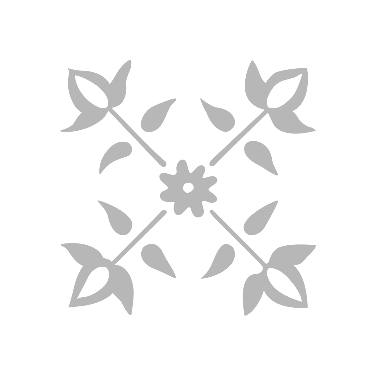 T-shirt TURBS - Gris Oxbow