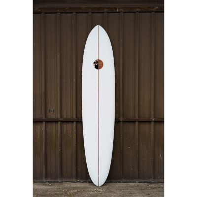 Board GATO HEROI - Longboard the surfar 9'