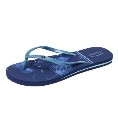 Tongs VALERIE - China Blue