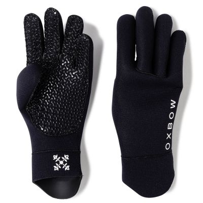 Surf gloves WIMEREUX 2mm - Noir