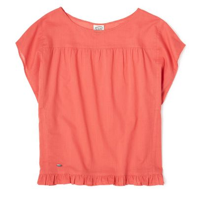 Chemise CANTI - Rouge Corail