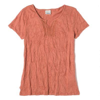 Tee-shirt TAZAN - Cannelle
