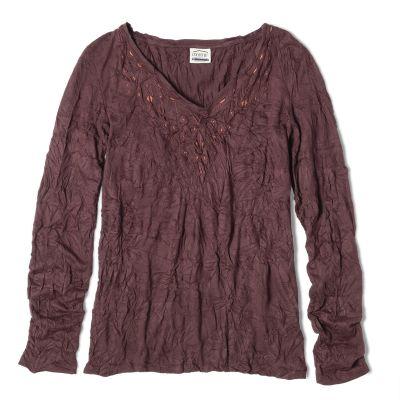 Tee-shirt TORNO - Prune