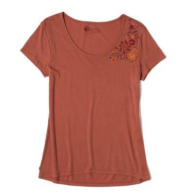 Tee-shirt TARABEL - Cannelle