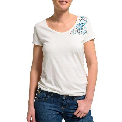 Tee-shirt TARABEL - Off White