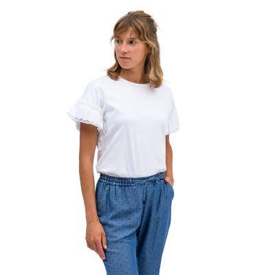 Tee-Shirt TALIA - Blanc