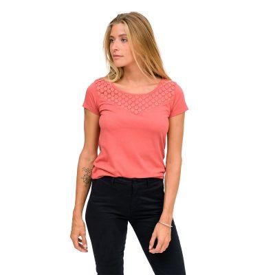 Tee-Shirt TILDA - Mineral Red