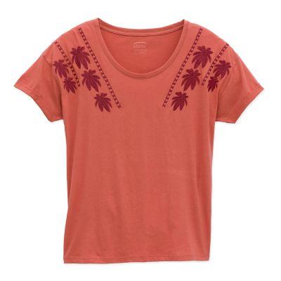 Tee-Shirt TELMA - Mineral Red