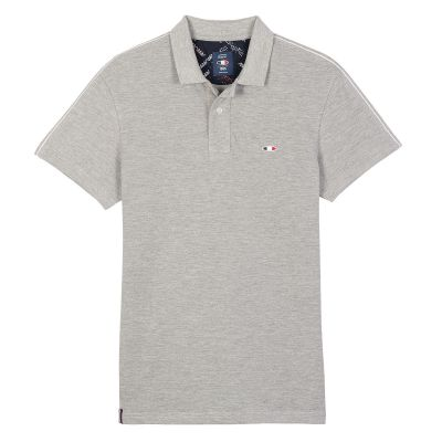 Polo NESTER - Gris Chine