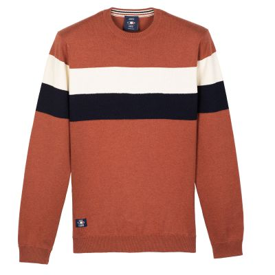 Pull PICK - Rouille