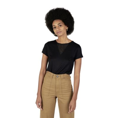 Tee-Shirt TIA - Noir