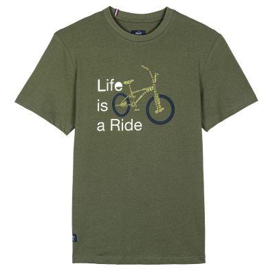 Tee-Shirt TADAMO - Vetiver