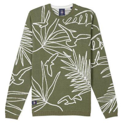 Sweater PRESTE - Fougere