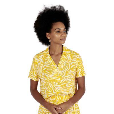 Shirt  CARA - Jaune