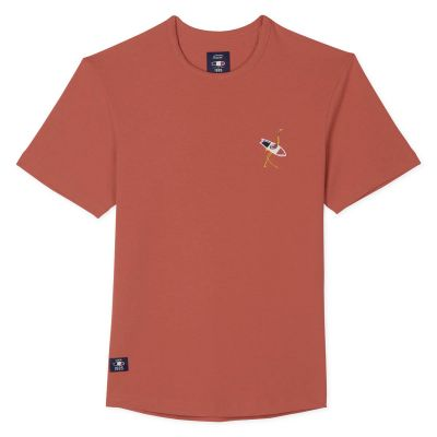 Tee-Shirt THYL - Paprika
