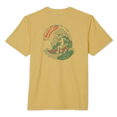 Tee-Shirt TIZZLA - Jaune