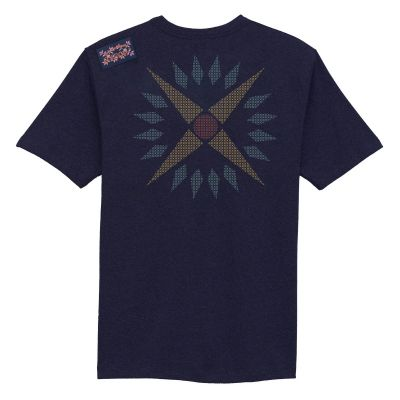 Tee-Shirt COLLECTOR TOHIO - Deep Marine