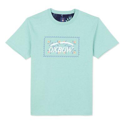 Tee-Shirt COLLECTOR TOHIO - Lagoon