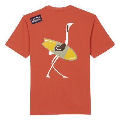 Tee-Shirt COLLECTOR SUNCOOK - Paprika