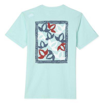 Tee-Shirt TARLA - Bleu