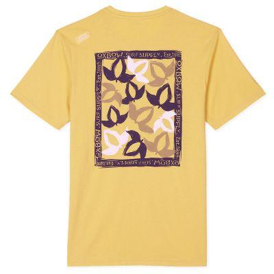 Tee-Shirt TARLA - Jaune