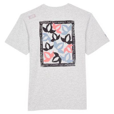 Tee-Shirt TARLA - Gris Chine