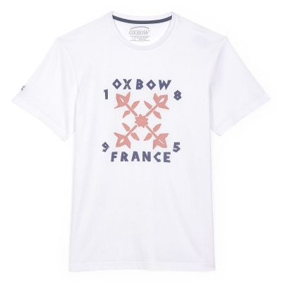 Tee-Shirt TOPOR - Blanc