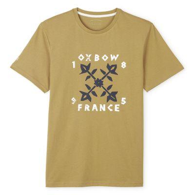 Tee-Shirt TOPOR - Coffee