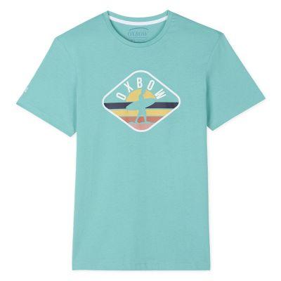 Tee-Shirt TWINO - Lagoon