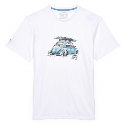 Tee-Shirt TICOX - Blanc