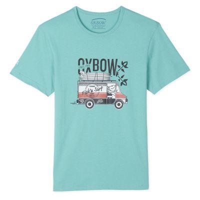 Tee-Shirt TIMECA - Lagoon