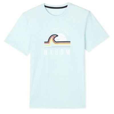 Tee-Shirt TEWAVE - Bleu