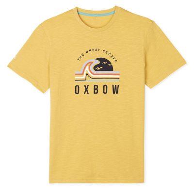 Tee-Shirt TEWAVE - Jaune