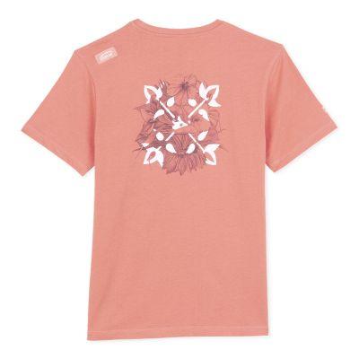 Tee-Shirt TOFLO - Pamplemousse