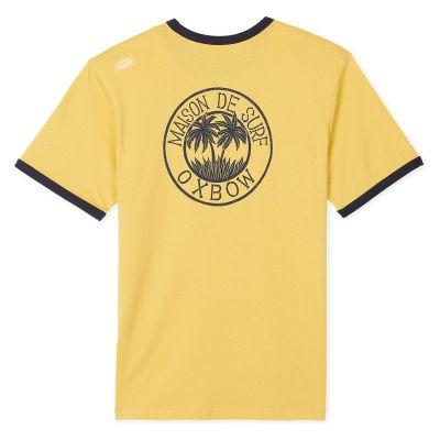 Tee-Shirt TIPALM - Jaune