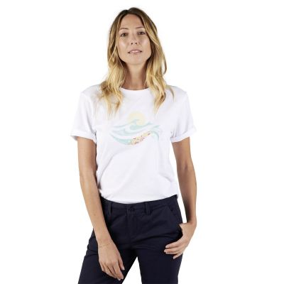 Tee-Shirt TARO - Blanc