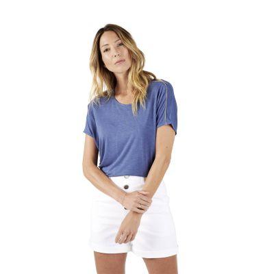 Tee-Shirt TULIPE - Sea Blue