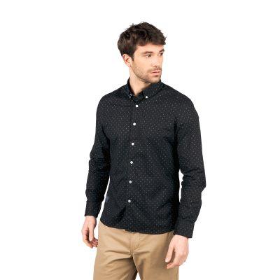 Shirt CAMPA - Noir