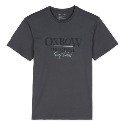 Tee-Shirt TACHTA - Asphalte
