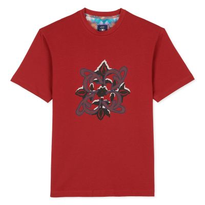 Tee-Shirt COLLECTOR TESTY - Terre Cuite