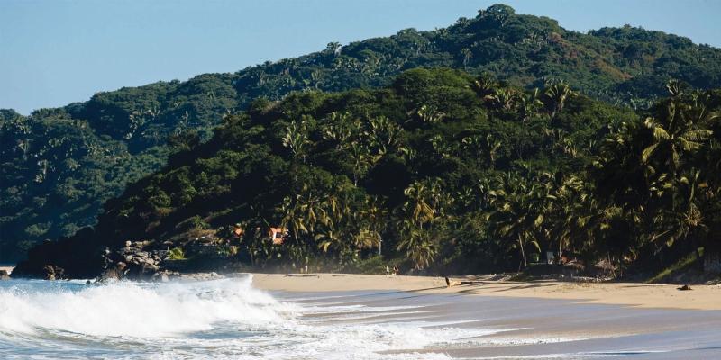 LES CARNETS DE VOYAGE DE MARIBEL. CHAPITRE 8 : SURF TRIP AU MEXIQUE