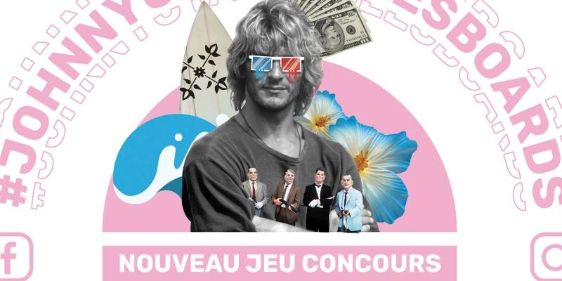 CONCOURS. NOUS AVONS CACHÉ 13 PLANCHES DE SURF EN FRANCE.